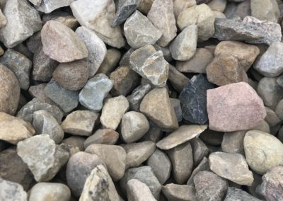 28mm Screened Rock