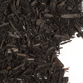 Charcoal Coloured Mulch T